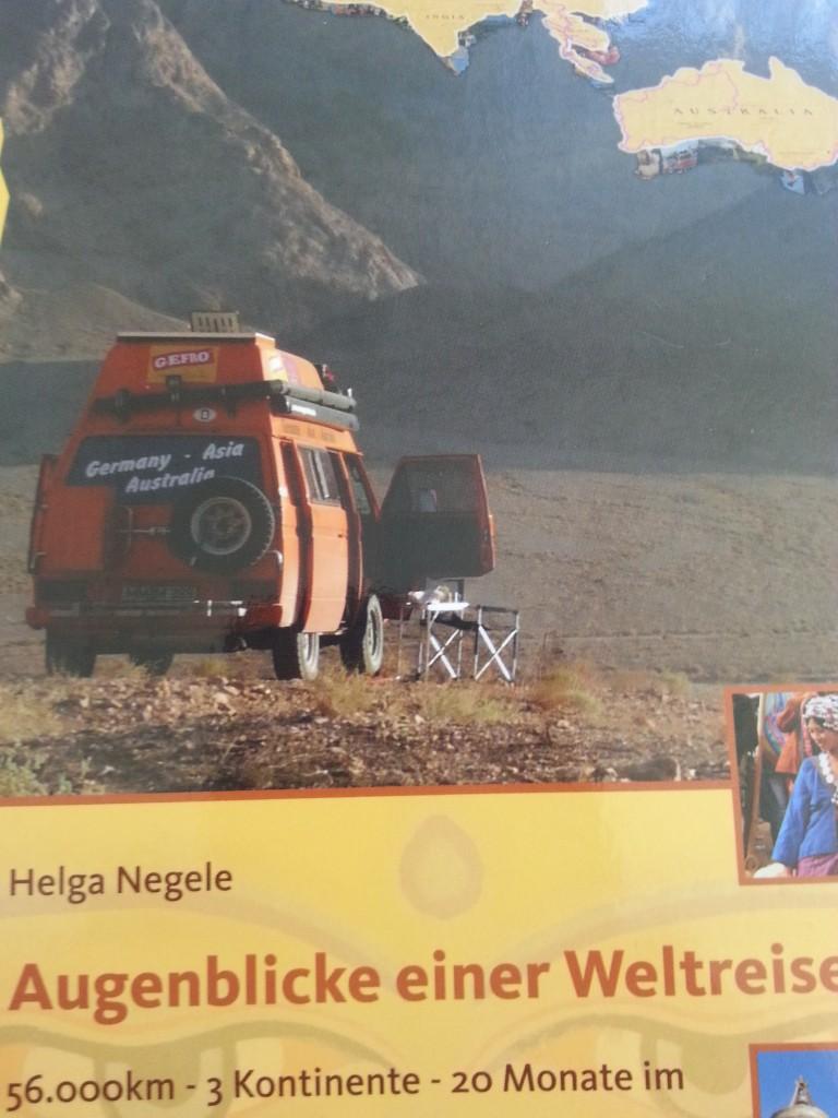 Augenblicke einer Weltreise - Helga Negele