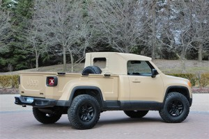 Jeep Comanche, Moab 2016