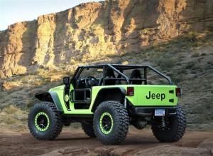 Jeep Trailcat 2016
