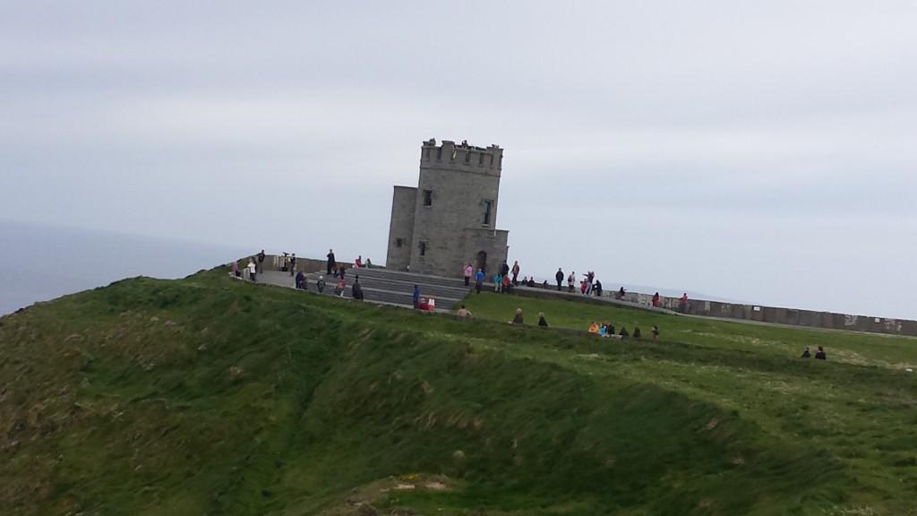 Cliffs of Moher und O'Brian Turm