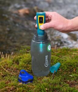 Trinkwasser-Aufbereitung mittels UV-Licht mit dem SteriPen Ultra