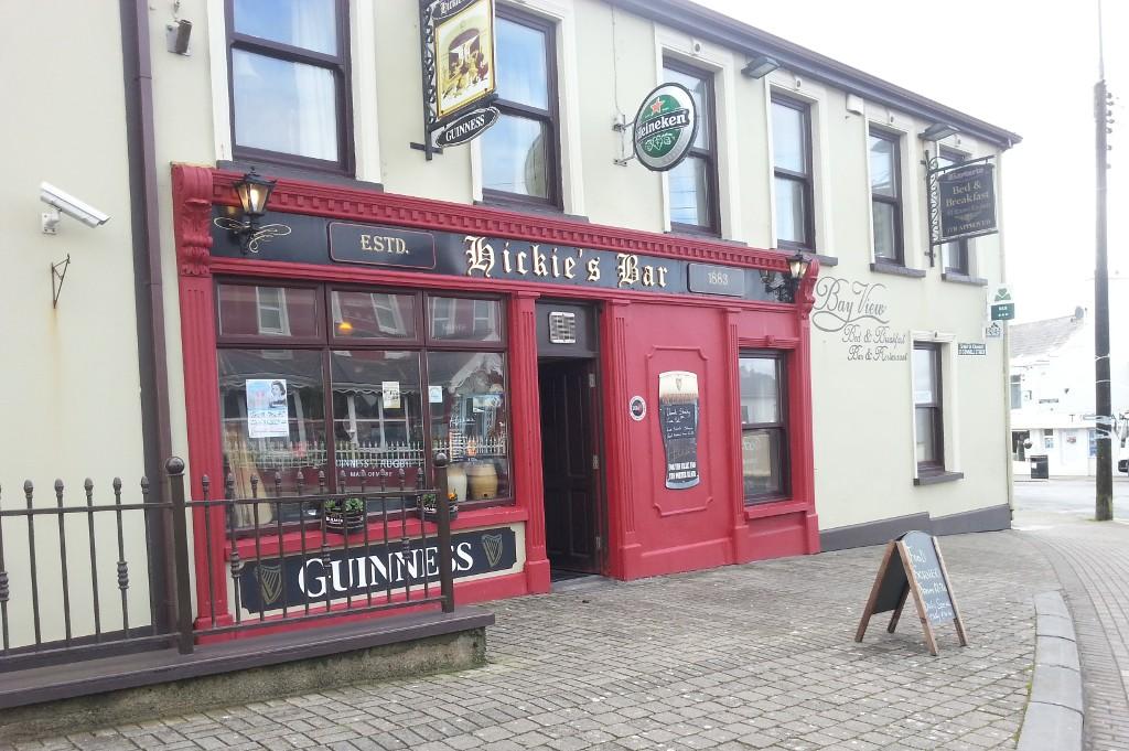 Pub in Kilkee