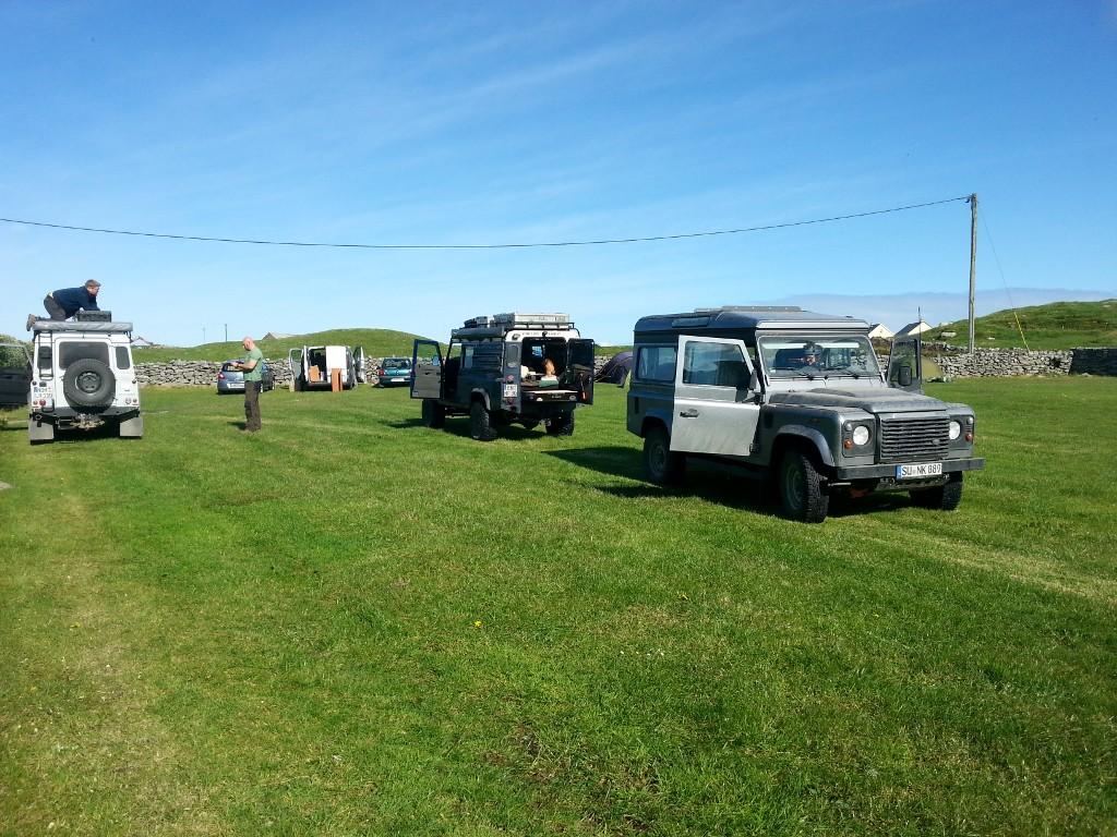 Riverside Campingplatz, Doolin