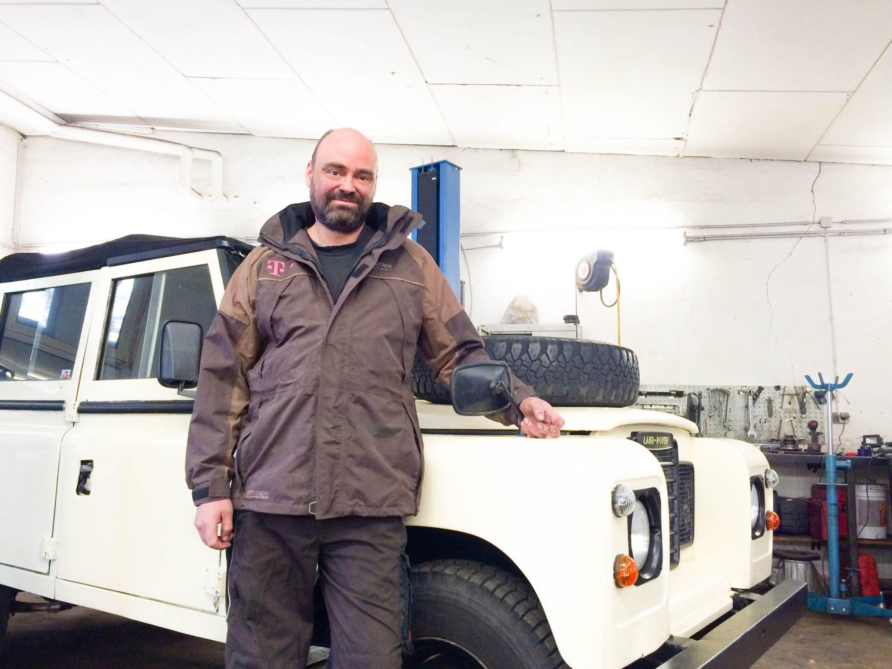 Ralf Ehlermann von re-suspension über Fahrwerke