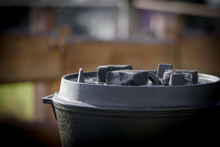 Petromax Cabix Briketts für Dutch Oven und Grill
