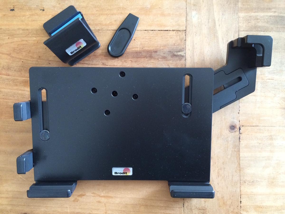 Brodit Gerätehalter Defender Td4