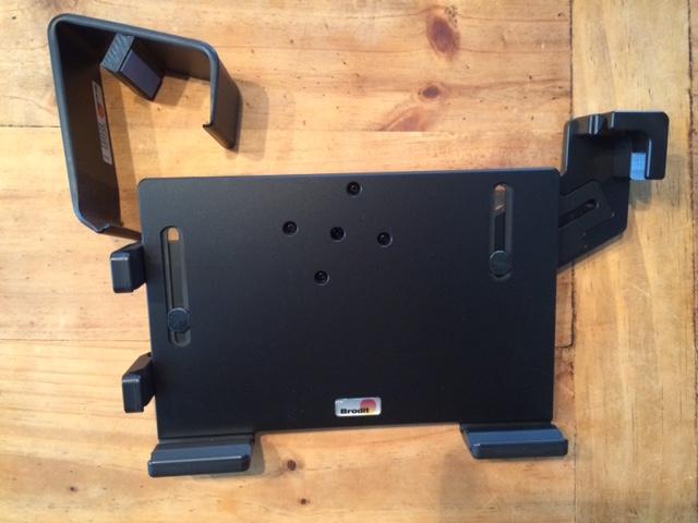 Brodit Gerätehalter Defender Td5