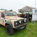 Landyfriends Adventure Days 2016 - re-suspension Rallye Dakar Defender Td5.