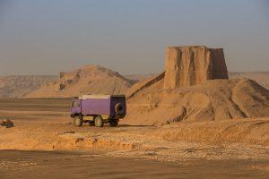 In der Wüste Lut, Iran