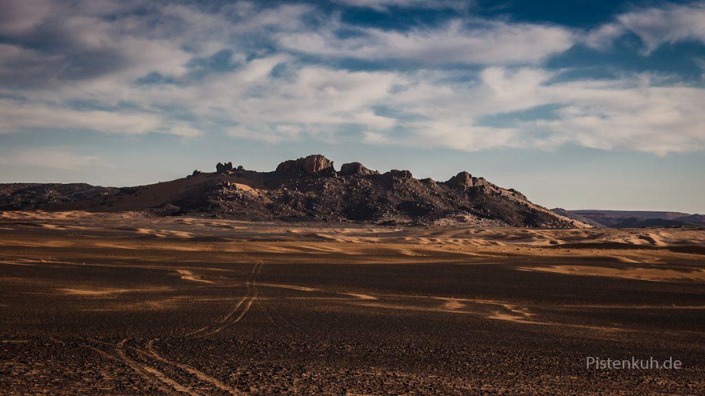 In der marokkanischen Wüste