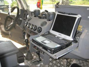 Umbauten Laptop-Klappe