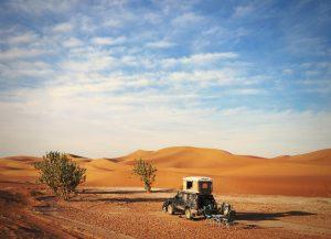Marokko, Around the world in 800 Days
