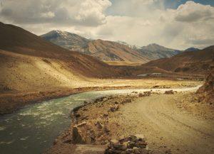 Tadschikistan, Around the world in 800 Days