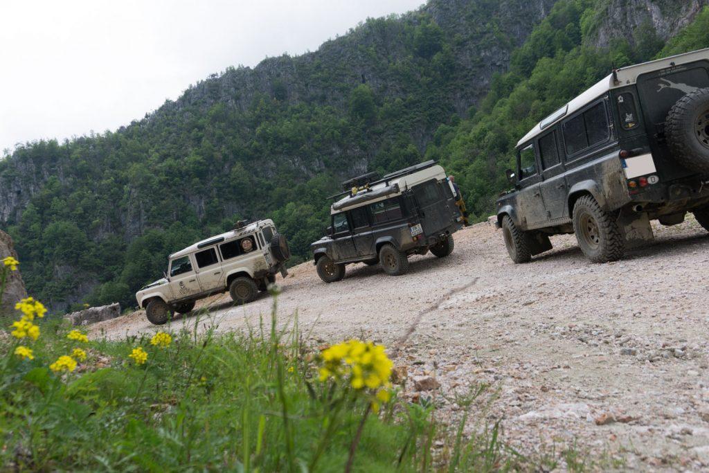 Karpaten-Tour