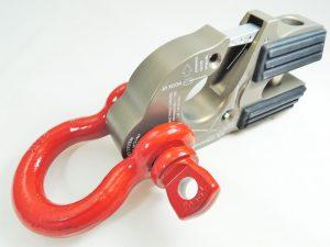 Closed-System-Winching, keine Komponenten die ab- oder herausspringen können.
