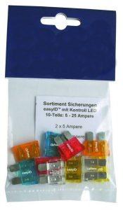 easyID Flachsicherungs-Sortiment