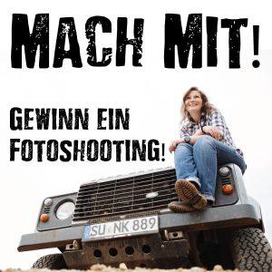 Mach mit und gewinn ein Fotoshooting