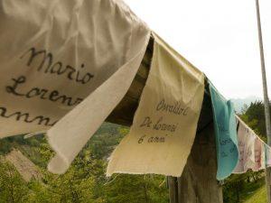 Staudamm bei Longarone 1963 ereignete sich dort eine Tragödie