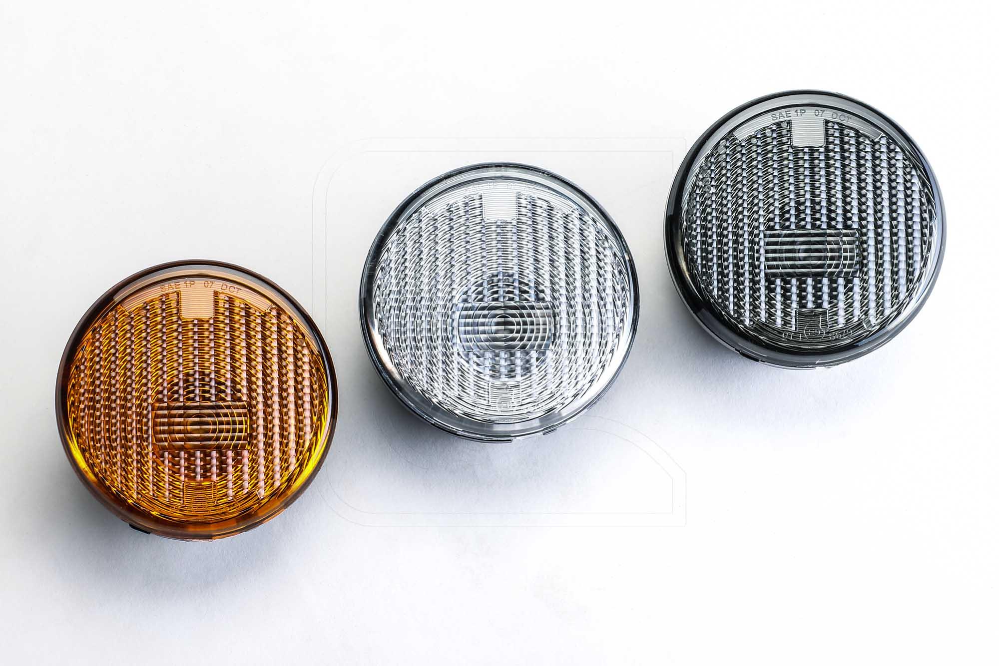 Nakatanenga LED-Frontblinker Jeep Wrangler JK