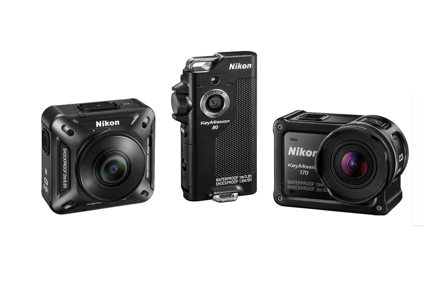 Neue Nikon Kameras