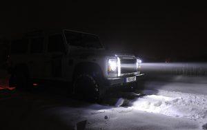 Nolden 7 Zoll Bi-LED-Scheinwerfer in der zweiten Generation