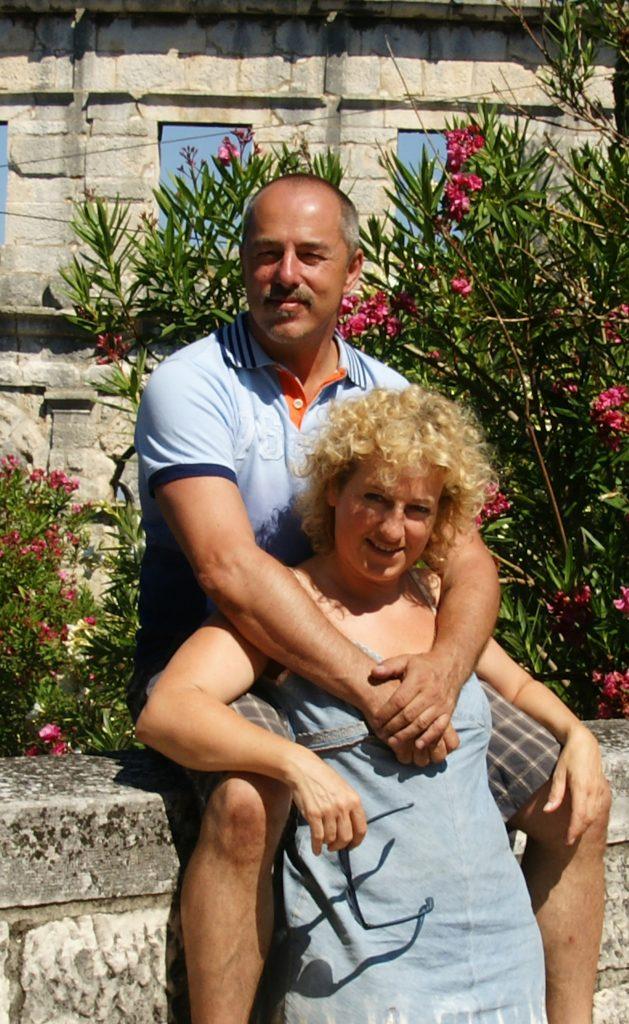 Evelyn und Manfred Hesch