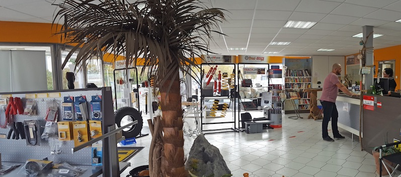 Der Offroad-Hesch-Showroom in Steyr