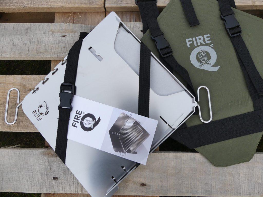 Der Fire-Q von Q-Adventuregear