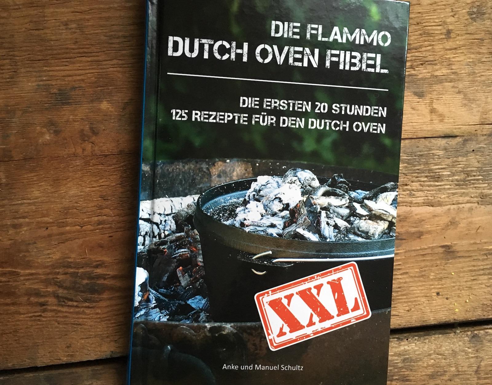 Flammo Dutch Oven Fibel XXL Neuauflage
