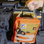 Nakatanenga Erste-Hilfe-Tasche, gefüllt