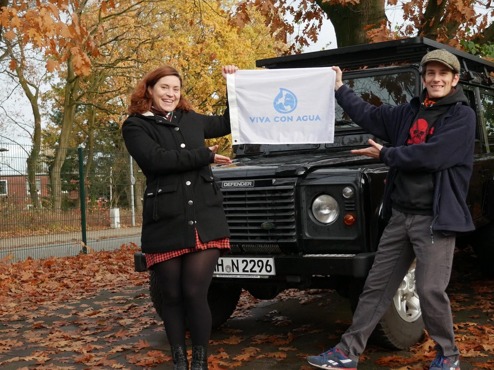 Nathalie und Max von LR110travels.com