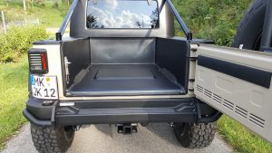 Offroad Network Jeep Wrangler Pick-up
