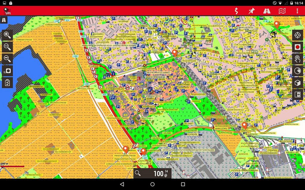 Maxheight-Daten in Oruxmaps