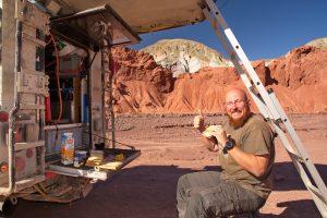Valle de Arcoiris – das Regenbogental, bei San Pedro de Atacama, Nordchile, Interview Christian Weinberger