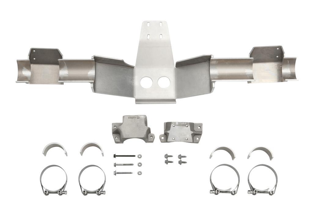 Seikel - Amarok V6 Hinterachsschutz