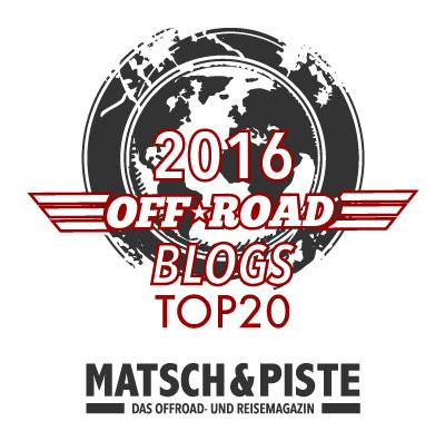 Die besten Offroad-Blogs 2016