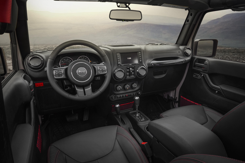 Neue Jeep Wrangler Edition Kommt 2017 Auf Den Markt Der Rubicon Recon Matsch Piste