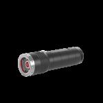 Die kleine MT6 leuchtet bis zu 260 Meter weit und bis zu 192 Stunden lang.