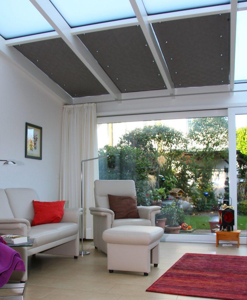 BlidimaX Home - Verdunklung und Isolierung auch für Dachfenster und Wintergärten
