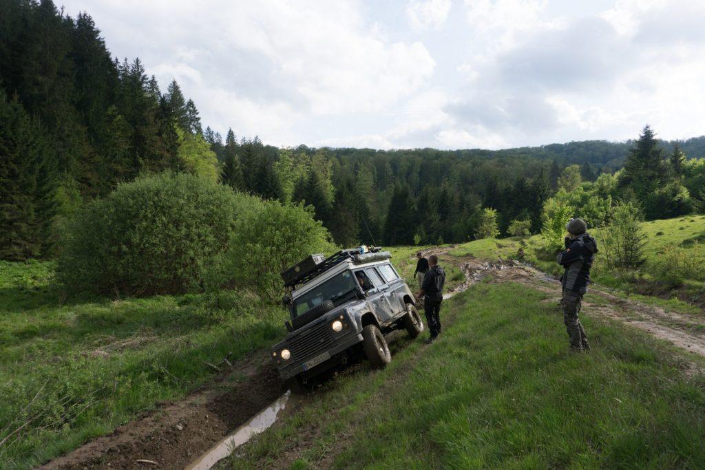 Bodensee Overlander: Offroad fahren will gelernt sein, ein Trip nach Rumänien ist ein klasse Training