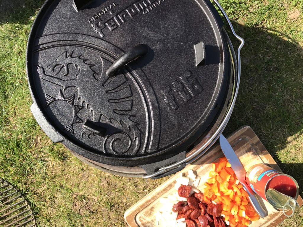 Dutch Oven Rezept Jambalaya
