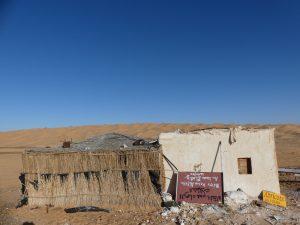 Am verlorenen See, Tunesien Sahara Extrem