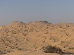 Die heiligen Berge von Tembaine, Tunesien Sahara Extrem