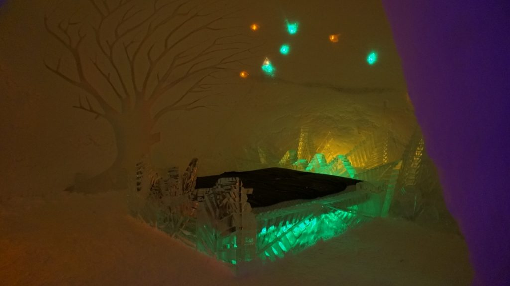 Suite im Snow Village
