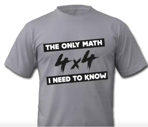T-Shirt von Herman unterwegs