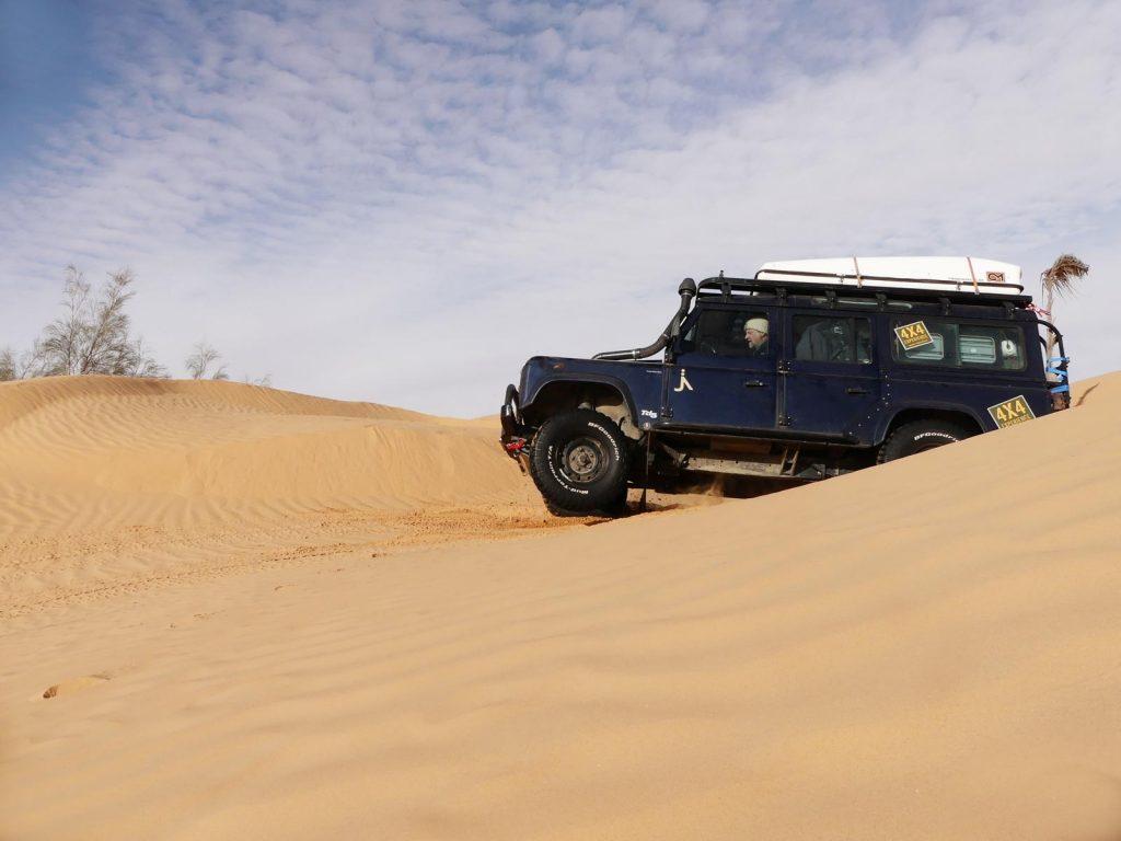 Tunesien, Sahara Extrem