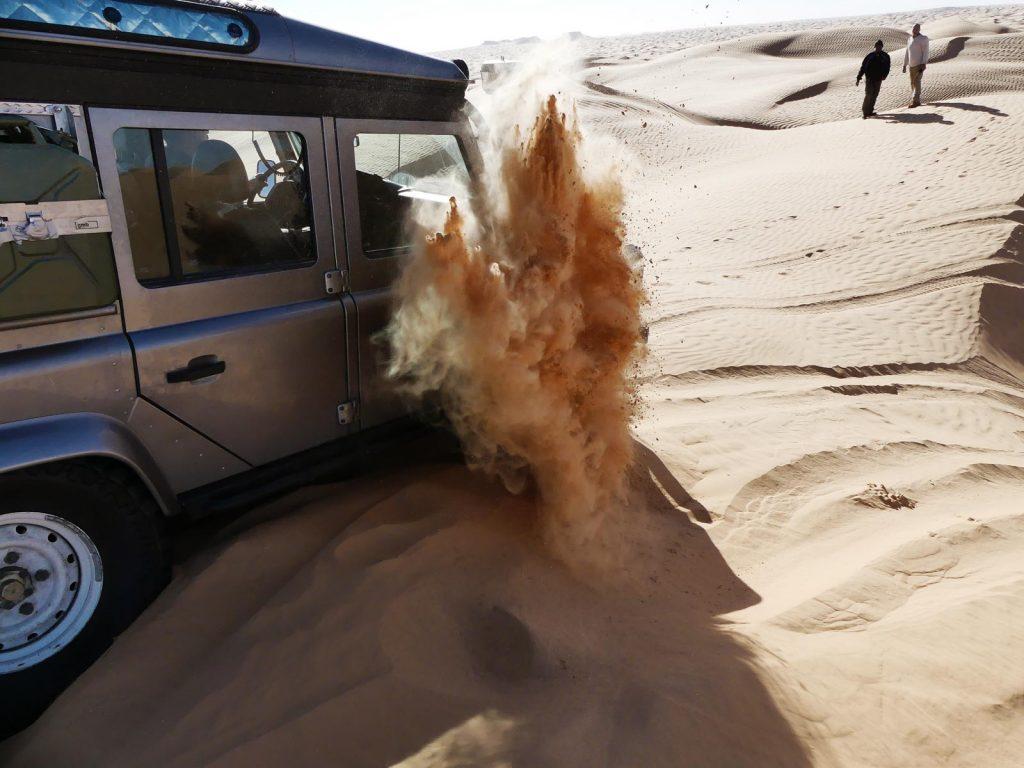 Tunesien Sahara Extrem