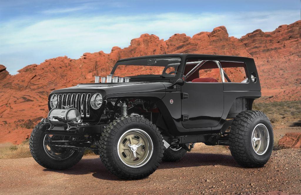 Jeep Quicksand Konzept