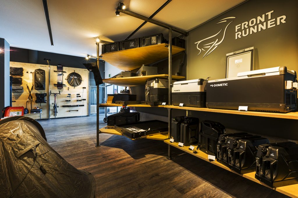 Front Runner Outfitters Deutschland Showroom