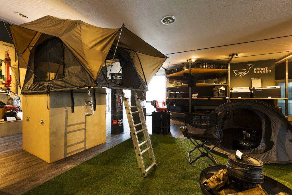 Front Runner Outfitters Deutschland Showroom